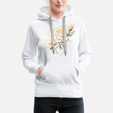 39fac5aac0018a Bluzy z motywem Róża – zamów online   Spreadshirt