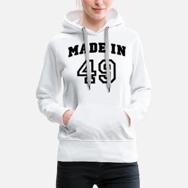 Beautees mp_madein49a - Women's Premium Hoodie