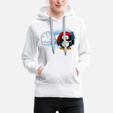 Pirate Ship pirate ship boat pirate pirate ship ship skull8 - Women's Premium Hoodie