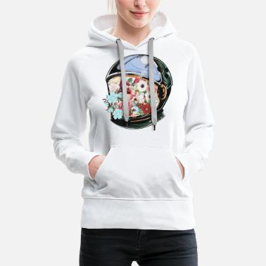 Bloom In Bloom - Women's Premium Hoodie