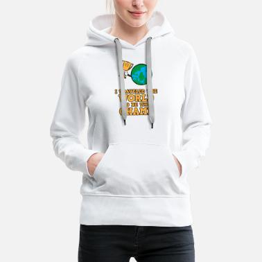 Schland World Travel - Women's Premium Hoodie