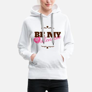 Be My Valentine Be my valentine, Valentin day - Women's Premium Hoodie