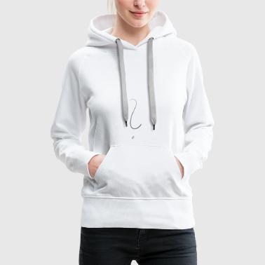 Question Mark ? Question mark - Women's Premium Hoodie