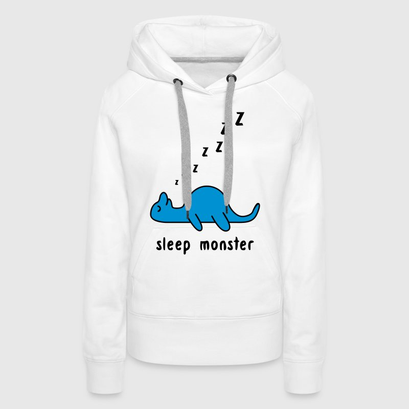 Sleep Monster - Women's Premium Hoodie