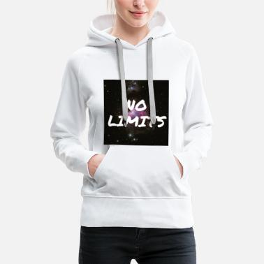 Limit No Limits / No limit - Women's Premium Hoodie