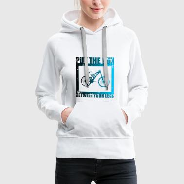 bicycle - Women's Premium Hoodie