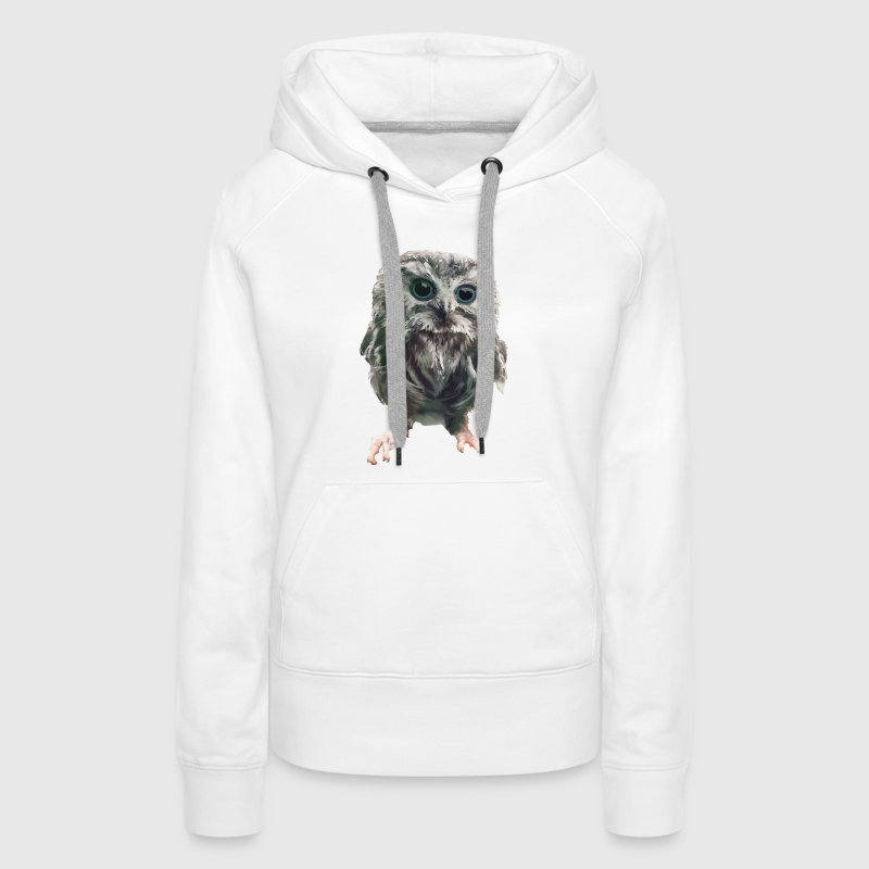 The watcher - Women's Premium Hoodie