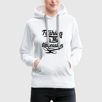 Fashion is my Obsession - Women's Premium Hoodie