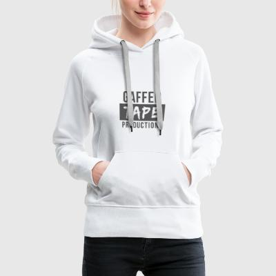 Gaffer Tape Productions - Frauen Premium Hoodie