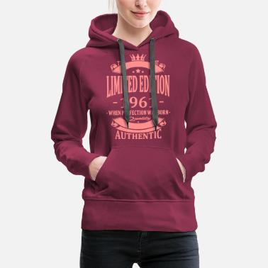 60 Years Limited Edition 1961 - Women's Premium Hoodie
