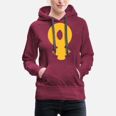 Fun female symbol - Women's Premium Hoodie