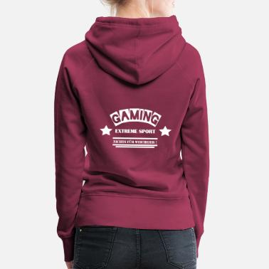 Leible Gaming - Not for the Whimsy - Leibl Designs - Women's Premium Hoodie