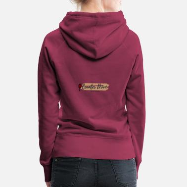 Sporty Fitness Motivation Sport Athlete - Women's Premium Hoodie
