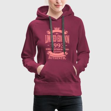Limited Edition 1993 - Women's Premium Hoodie