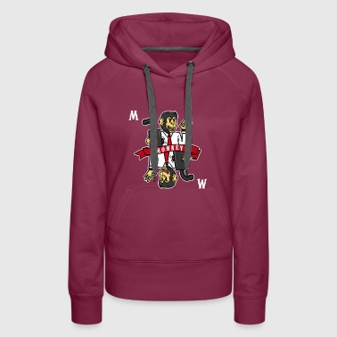 Zodiac sign monkey - Women's Premium Hoodie