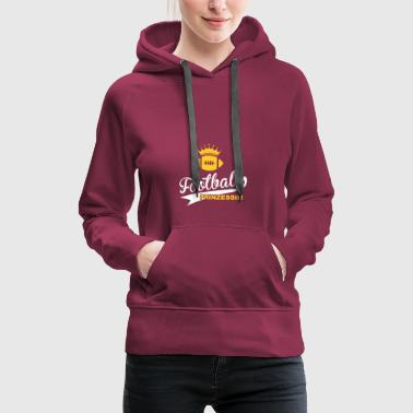 Football Shirt • Tackle Touchdown • Gift - Women's Premium Hoodie