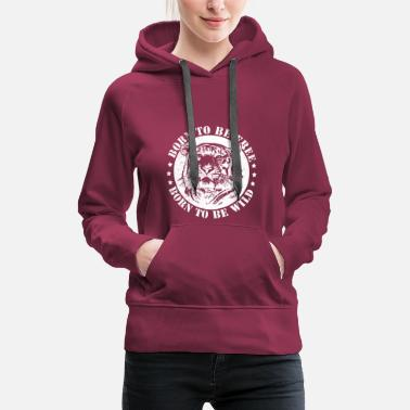 Date Of Birth Birth dates and to be wild! - Women's Premium Hoodie