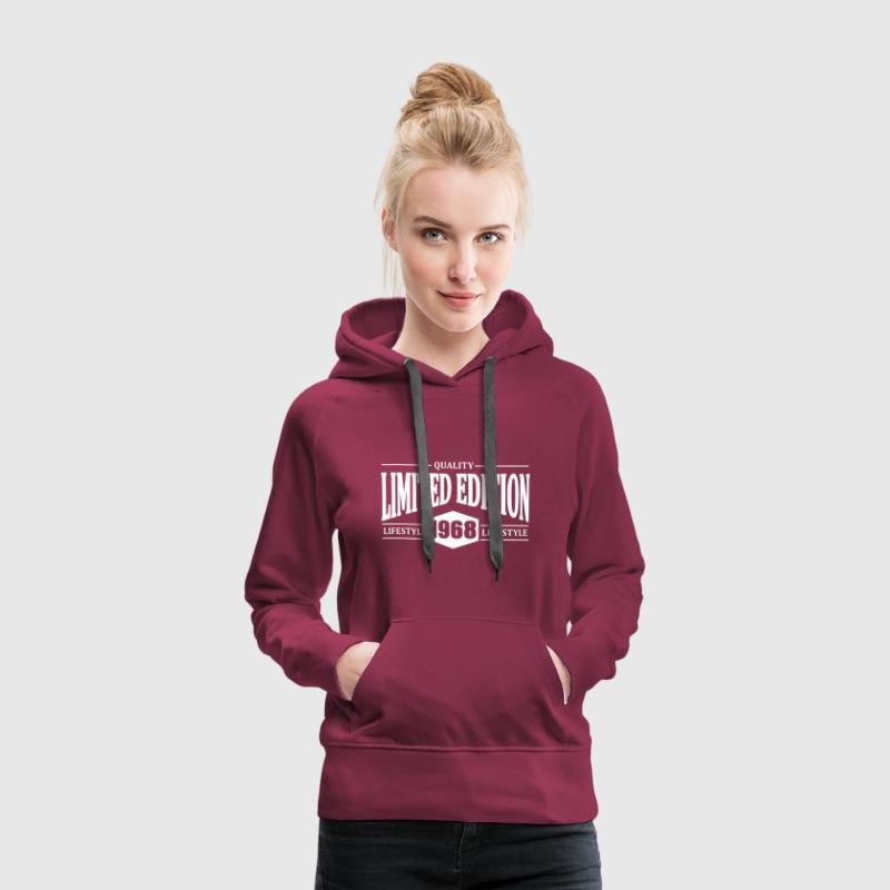 Limited Edition 1968 - Women's Premium Hoodie