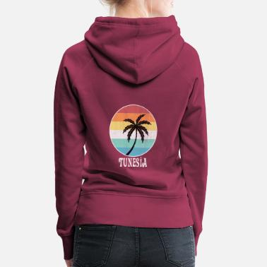 Vacation Tunisia - Women's Premium Hoodie