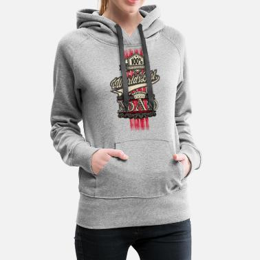 Günstig Worlds best Mom, original RAHMENLOS® Design - Frauen Premium Hoodie