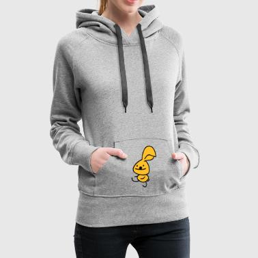 small rabbit - Women's Premium Hoodie