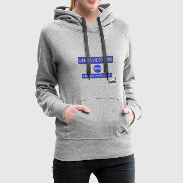 Video video sleep - Women's Premium Hoodie