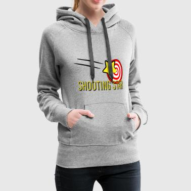 Shooting star - Women's Premium Hoodie