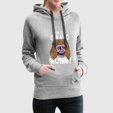 Mummy - I'm the grand mummy - Frauen Premium Hoodie