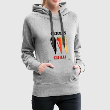 German chili - Women's Premium Hoodie