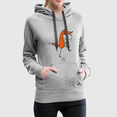 Love for the goose - Women's Premium Hoodie