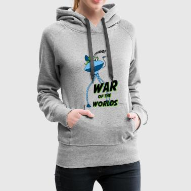 The War of the Worlds - Women's Premium Hoodie