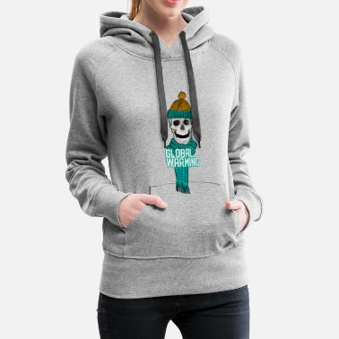 The Global Warming Global Warming - Women's Premium Hoodie