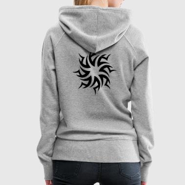 No Warning - Women's Premium Hoodie