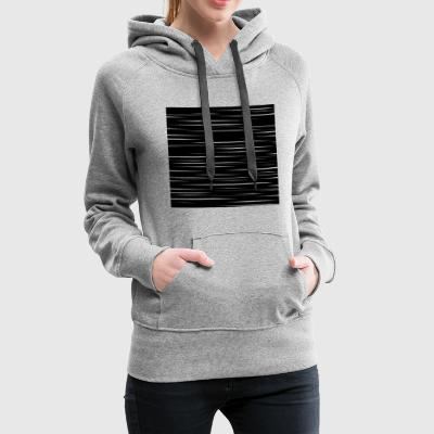 abstract - Women's Premium Hoodie
