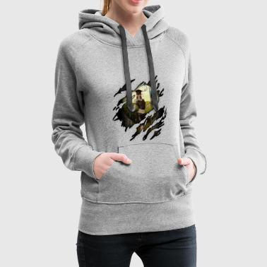 Witch in me - Women's Premium Hoodie