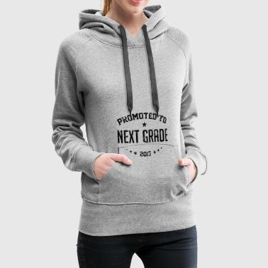 Promoted To Next Grade - Women's Premium Hoodie