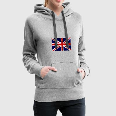 united kingdom - Women's Premium Hoodie