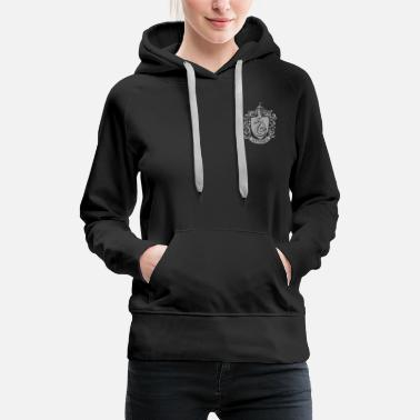 Harry Potter Slytherin Coat of Arms small - Vrouwen premium hoodie