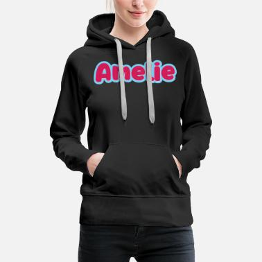First Name Amelie name first name - Women's Premium Hoodie