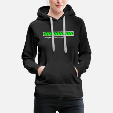 Ladebalken Ladebalken - fully loaded! - Frauen Premium Hoodie