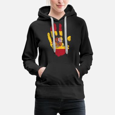 Vacation Spain - Women's Premium Hoodie