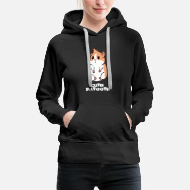Animal Rights Activists Guinea pig animal gift - Women's Premium Hoodie