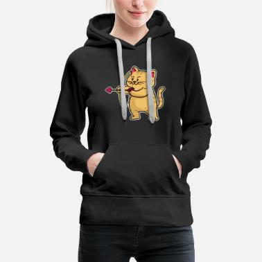 Animal Welfare Arabian Mau - Women's Premium Hoodie