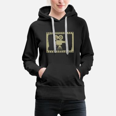Movie Movie Chill Movie - Vrouwen premium hoodie