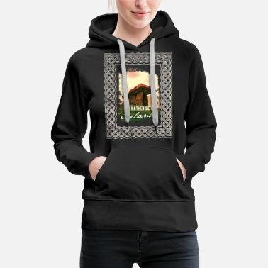 Celtic Ireland T-Shirts - Women's Premium Hoodie