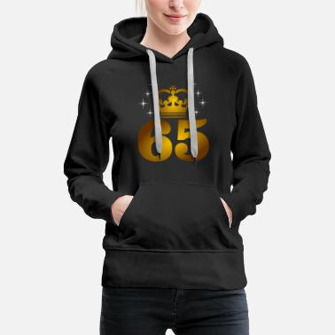 65th Birthday 65th birthday - Women's Premium Hoodie