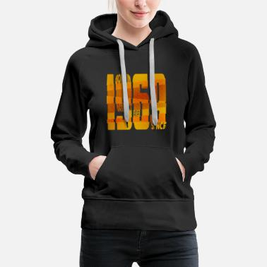 Bursdag Born in 1969 - Women's Premium Hoodie