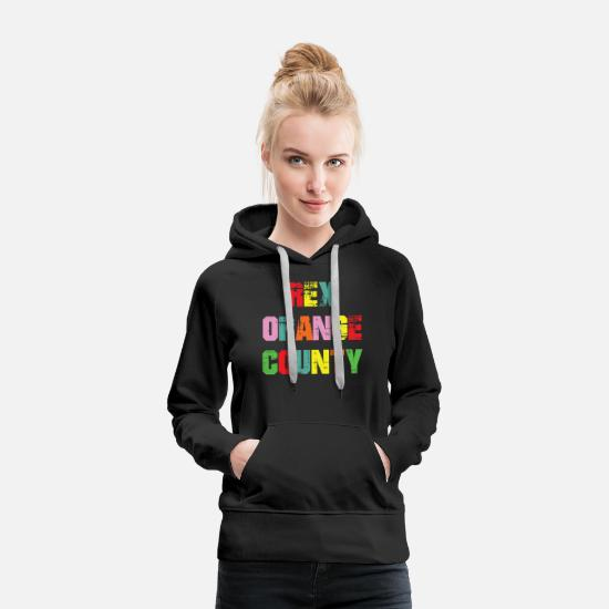 Easy Hoodies & Sweatshirts - Rex Orange County - Colors - Women's Premium Hoodie black