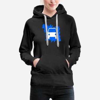 Drivers License driver's license - Women's Premium Hoodie