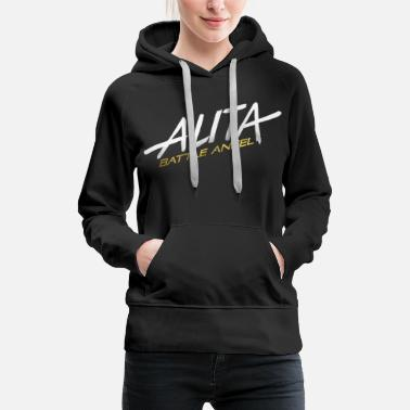 Alita: Battle Angel Logo - Frauen Premium Hoodie